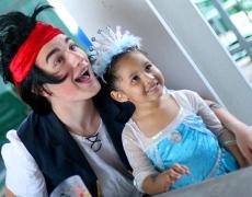Piratas para fiestas infantiles