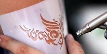 Tattoos con aerógrafo