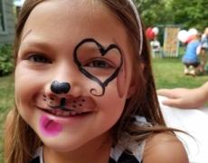 Artistas para pintar las caras y hacer animales de globos en NH